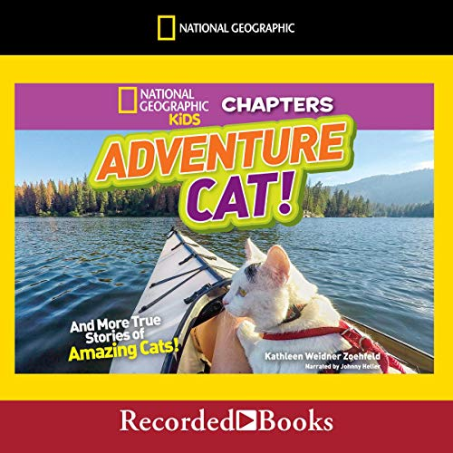 Adventure Cat! cover art