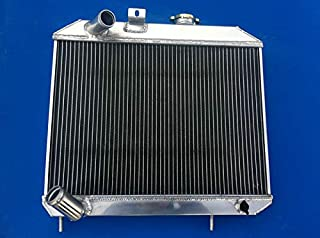 3 Row Aluminum Radiator 1941-1952 For Jeep Willys 51 50 49 48 47 46 45 44 43 42
