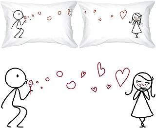 Best couple pillow cases Reviews