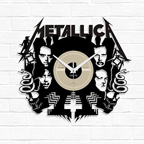 Reloj diseño LP Metallica