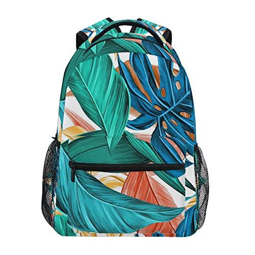 Mochila de verano de color tropical para niños y niñas 2010408