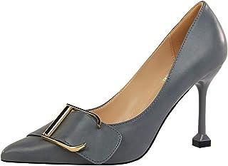 BalaMasa Womens APL12208 Pu Heeled Sandals