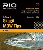 RIO Fly Fishing InTouch Skagit MOW, Light Tip, 12.5' T-8 Fishing Line, Red