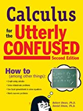 Calculus for the Utterly Confused, 2nd Ed. (Utterly Confused Series)