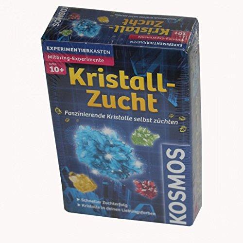 Kosmos 2255718 Mitbringexperimente Lernen Experimentierkasten Physik Chemie Biologie Spiel , Variante:Kristallzucht