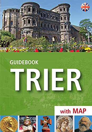 guidebook Trier: with Map