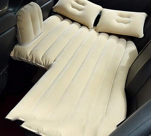 Auto Accessories Le lit Gonflable de Voiture, Peut être utilisé pour Le Flocage de lit de Voyage de Voiture, lit Gonflable Multifonctions, lit Gonflable de Camping en Plein air