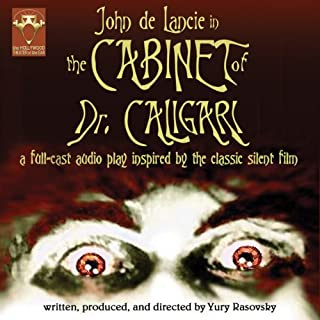 The Cabinet of Dr. Caligari audiobook cover art