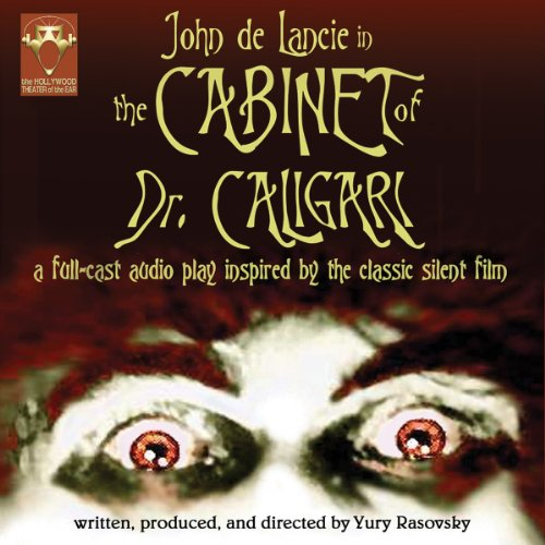 The Cabinet of Dr. Caligari Titelbild