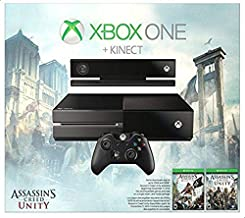 Xbox One 500GB with Kinect: Assassin's Creed Unity Bundle