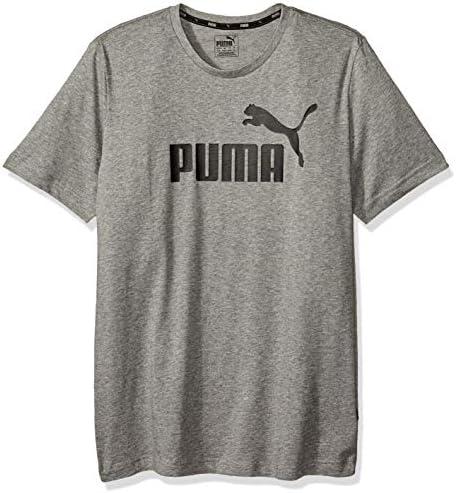 PUMA Men s Essentials No 1 TEE Medium Gray Heather XX Large product image