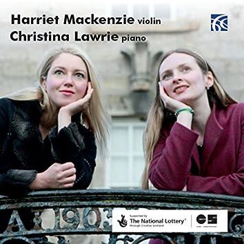 Grieg, Tchaikovsky & Prokofiev: Works for Violin & Piano