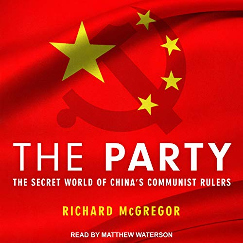 The Party Audiobook By Richard McGregor cover art