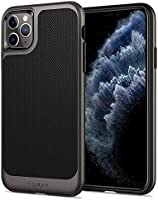 Spigen Neo Hybrid Designed for iPhone 11 Pro Max Case Cover (2019) - Gunmetal