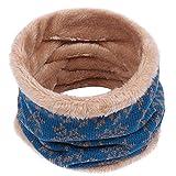 Dasongff Kinder Schals Winter Unisex Baby Allrounder Schal Warmen Schnee Knit für Jungen Mädchen 6-14Jahr