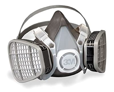 3M Vapor Respirator Assembly Large 5301 from 3M