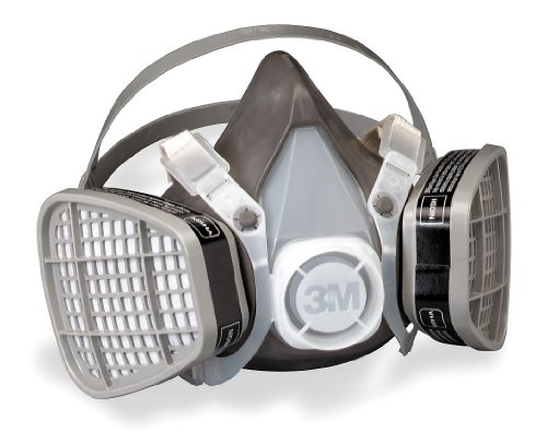 3M Vapor Respirator Assembly Large 5301