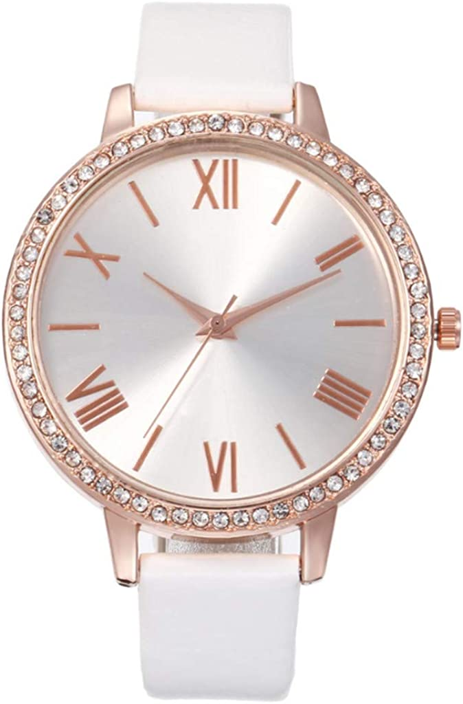 Muranba Max 64% OFF WatchesFashion Casual Limited time sale Ladies Diamond Watch Belt With