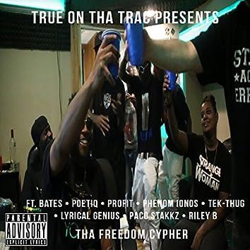 Freedom Cypher (feat. Bates, Poetiq, Profit, Phenom Ionos, Tek-Thug, Lyrical Genius, Paco Stakkz & Riley B)