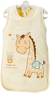 Baby Bunting Bag 4 Seasons Baby Sleep Bag,Yellow Horse M