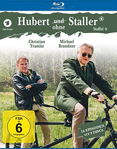 Hubert ohne Staller - Die komplette 9. Staffel [Blu-ray]