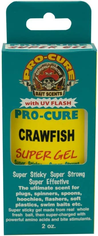 Recommendation Pro-Cure Crawfish Super Gel Raleigh Mall Ounce 2