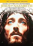 JESUS OF NAZARETH 40AED DVD