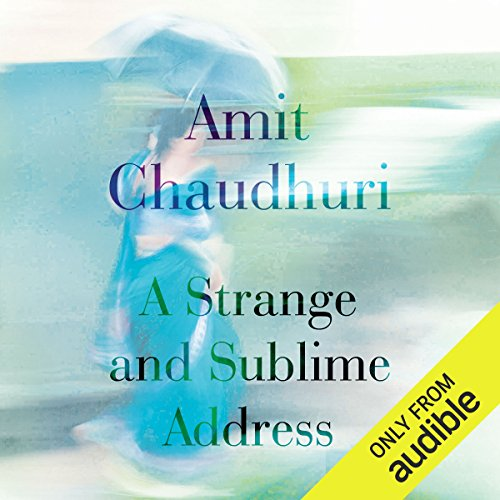 A Strange and Sublime Address audiobook cover art