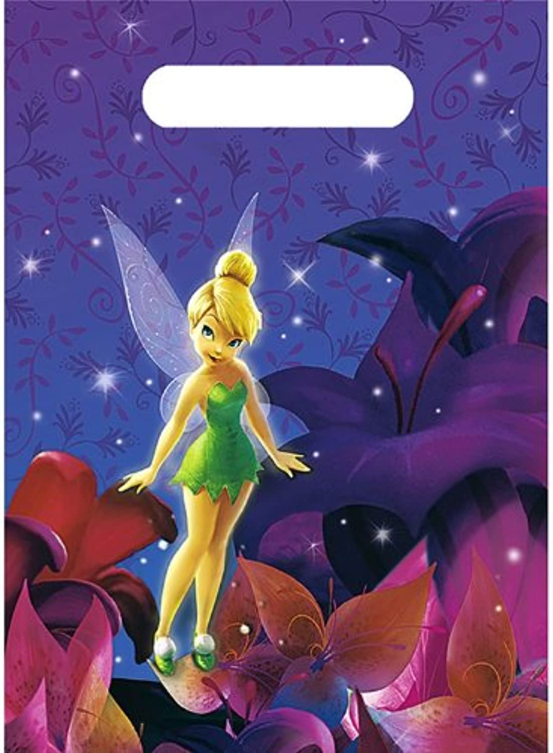 Tinker Bell Loot Bags 8ct