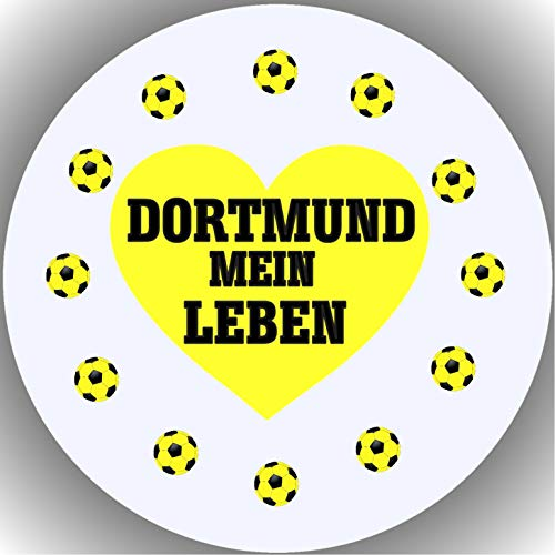 Fondant Tortenaufleger Tortenbild Geburtstag Dortmund T4