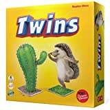Scorpion Masqué- Twins - Español, Multicolor, Talla Única (Smtw0001)