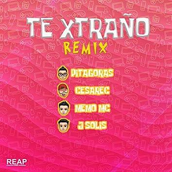 Te Xtraño (Remix)