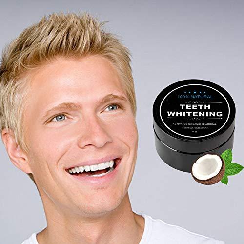 Poudre de blanchiment des dents