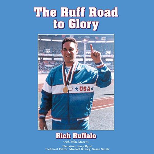 Ruff Road to Glory audiobook cover art