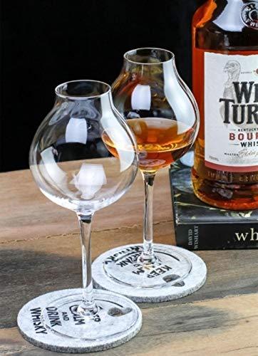 Copa de whisky escocés Copita Meing Glass Bar Charms Cata de vinos...