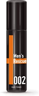 [Amazon限定ブランド] 医薬部外品 育毛剤 【 男性用 薄毛 かゆみ 脱け毛 ふけ 予防 発毛 促進 】 120ml Men's Resucue ( メンズ レスキュー )