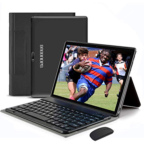 4G WiFi Tablet 10.1 Pulgadas , 2 in 1 Tablet con Teclado 4GB RAM+...
