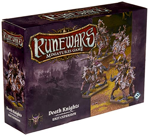 Runewars: Death Knights Expansion Pack Strategy Board Game