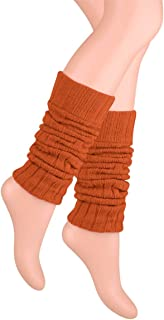 comprar comparacion Ateena Calentadores piernas mujer, diferentes colores, ideal para regalo, calientapiernas