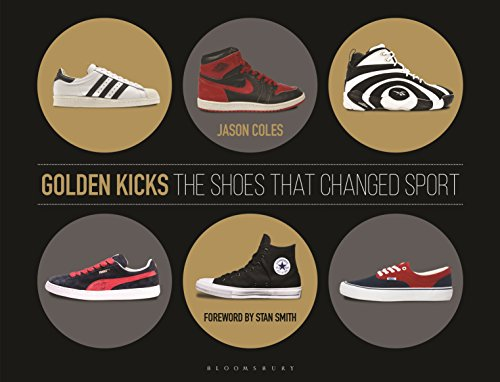Golden Kicks: The Shoes that Changed Sport (English Edition)