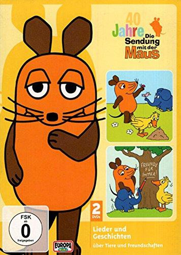 40 Jahre Die Sendung mit der Maus (2 DVD)