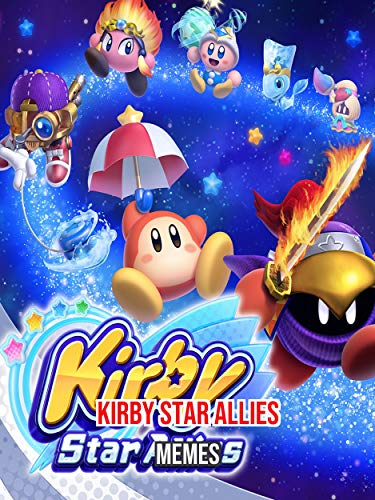 The Kirby Star Allies Menes - Hilarious Menes (English Edition)