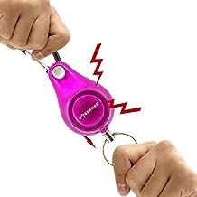 Alarmen, Persoonlijke Vrouwelijke Alarmen, Herbruikbare Alarmen, Licht en Draagbaar, Zelfverdediging en Anti-Diefstal, Zij...