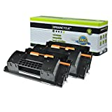 GREENCYCLE High Yield CC364X 64X Toner Cartridge Replacement Compatible for HP Laserjet P4015 P4015n P4015tn P4515 P4515n P4515dn P4515tn P4515x P4515xm Series Printers (Black, 2 Pack)