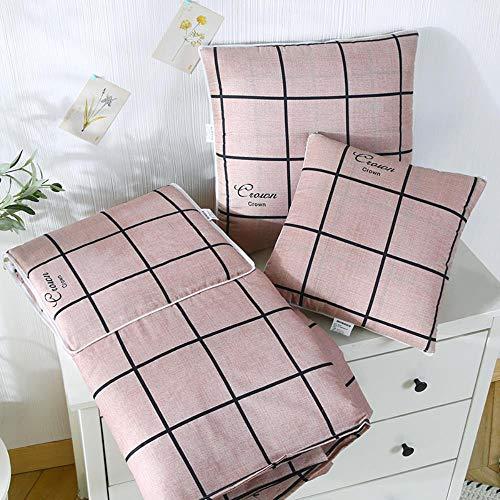 Miwaimao Coche-Office Cojines de almohada son plegables con aire acondicionado fue, Medellín, 50x50cm