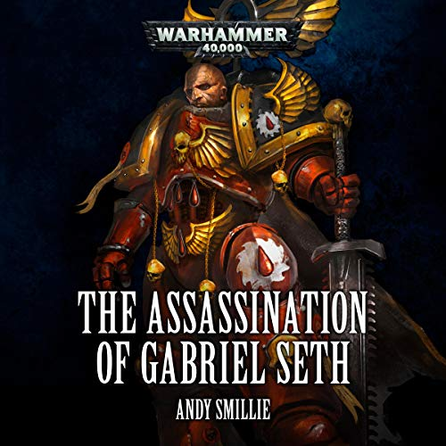 The Assassination of Gabriel Seth audiobook cover art