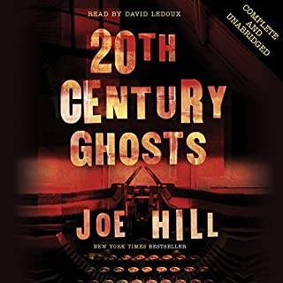 Couverture de 20th Century Ghosts