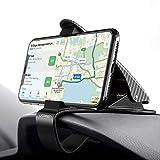 UGREEN Support Voiture Téléphone sur Tableau de Bord Support GPS Voiture 2019 Version Compatible avec iPhone 11 Pro Max XS XR X...