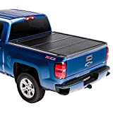Undercover Flex Hard Folding Truck Bed Tonneau Cover | FX11018 | Fits 14-18, 19 Ltd/Legacy Chevrolet Silverado/GMC SierraLegacy/Limited/Ext (Only 1500,2500,3500) 5'8' Bed