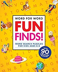 Word for Word Fun Finds for Kids (book)